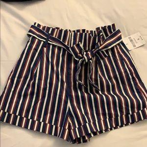 Strip shorts